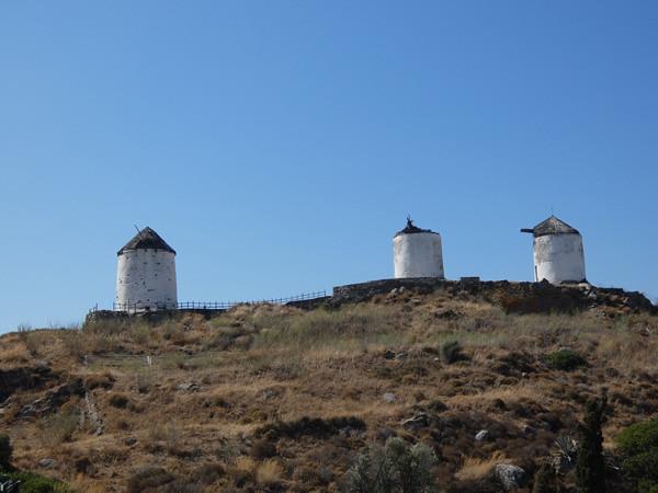 moulins de Naxos