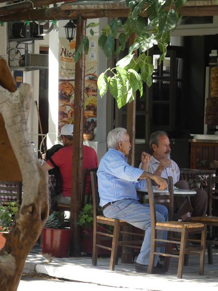 deux vieux Grecs