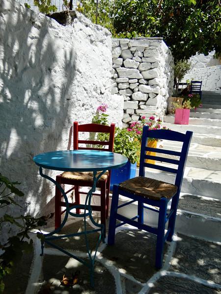 deux chaises Halki