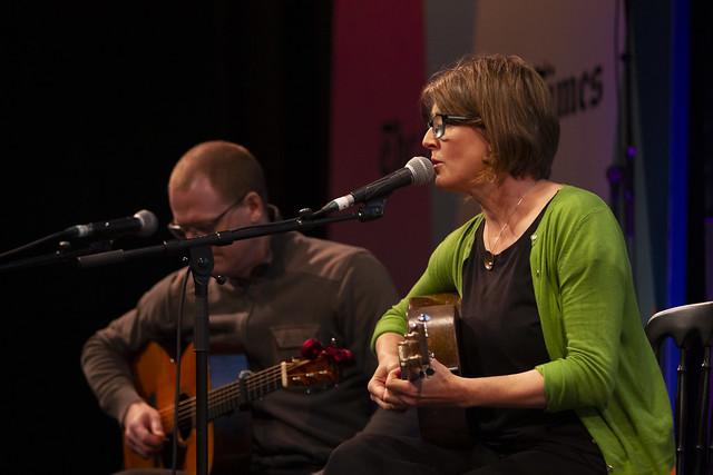 Karine Polwart & Steven Polwart