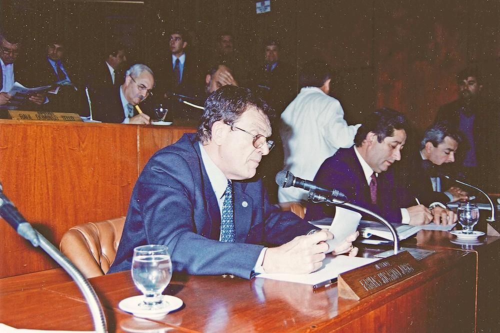 2019-08-16 SECITI: Biografía fotográfica de Tulio Abel del Bono