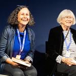 Susan Reynolds & Sara Sheridan | © Roberto Ricciuti
