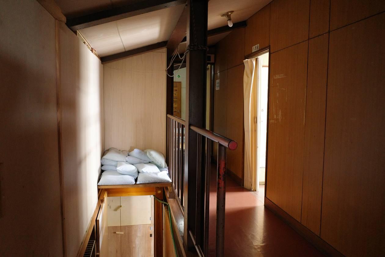 北岳山荘 部屋