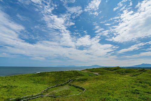 北海道 濤沸湖