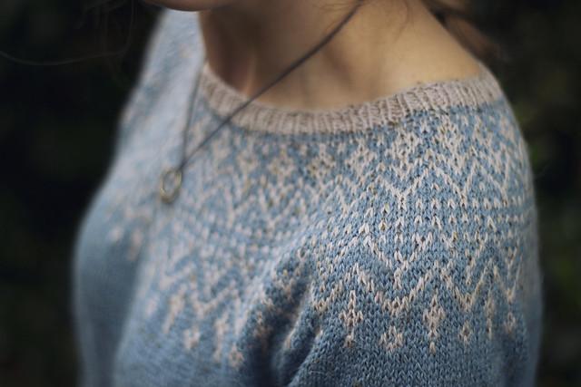 Jay Sweater by Rachel Brockman