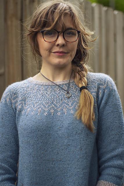 Jay Sweater by Rachel Brockman - a free pattern from Universal Yarn