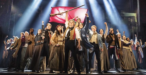 "The Tony Award Winning Musical Phenomenon, ""Les Miserables"""