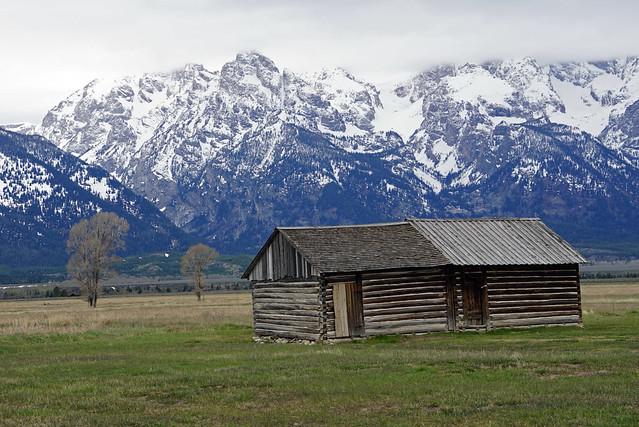 Mormon Row - Grand Teton National Park, WY