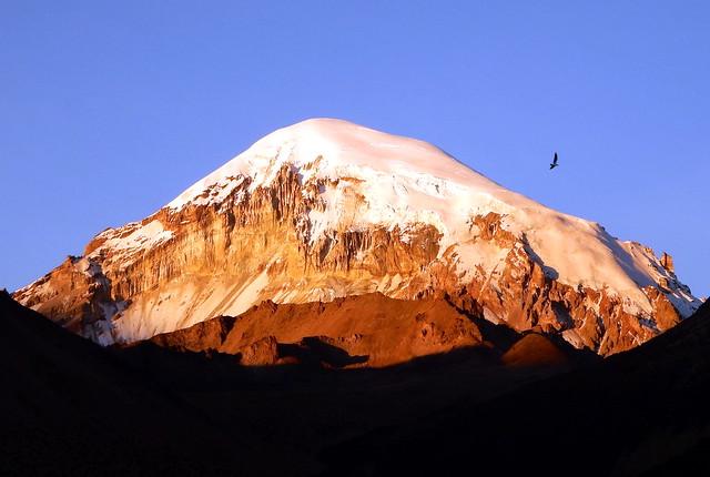 Nevado Sajama (6542m)