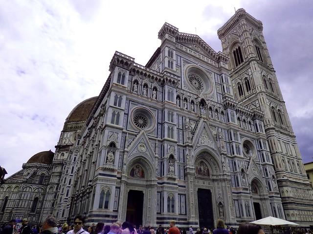 Santa Maria del Fiore und Campanile di Giotto
