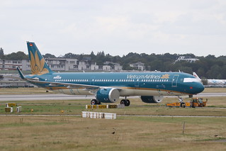 A321neo Vietnam Airlines VN-A507 | by XFW-Spotter