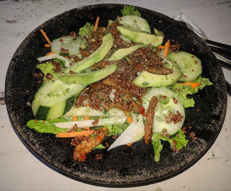 Daru's Warung, restaurante vegetariano en Ubud