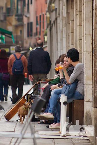 Venice, Italy. Spritz ©ACD&M 2019. Photographer Aaron Cooper