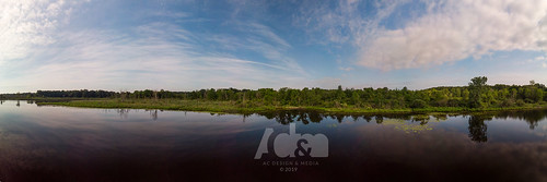 Portage, Michigan. Lake Panorama ©ACD&M 2019. Photographer Aaron Cooper