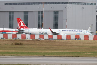 A321-271NX, Turkish Airlines, D-, TC-LSK | by XFW-Spotter