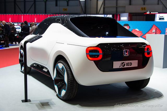 Honda Tomo Concept - 2019