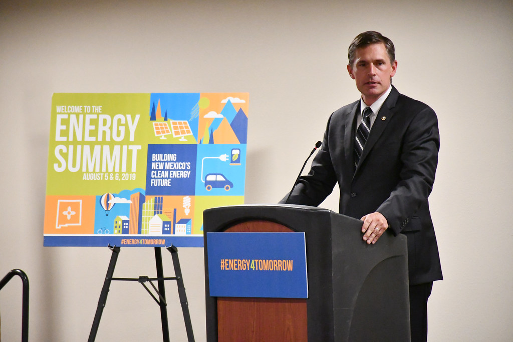 2019 Energy Summit: Building New Mexico's Clean Energy Future, August 5 & 6, 2019.