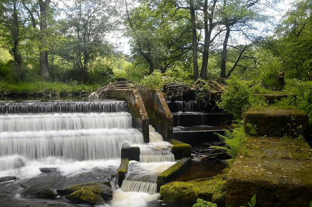 River Dane Weir, Peak District