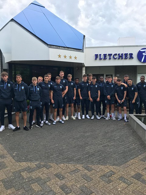 Sheffield Wednesday U18s | Holland Trip 2019