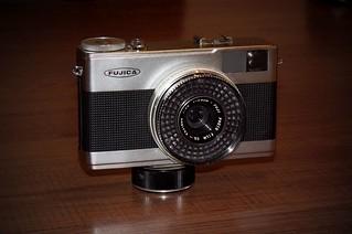 Fujica Rapid D1  1966