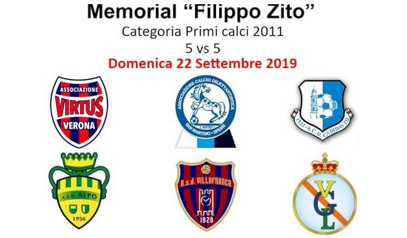 """Memorial """"Filippo Zito"""""""