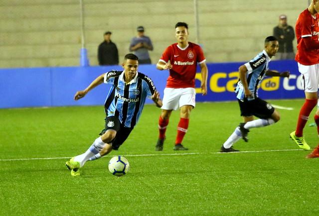 Brasileiro Sub-20 - Grêmio x Internacional