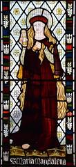 Mary Magdalene (William Morris, 1865)