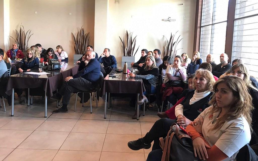 2019-08-16 SALUD: Capacitación Urgencia en Psiquiatría Caucete