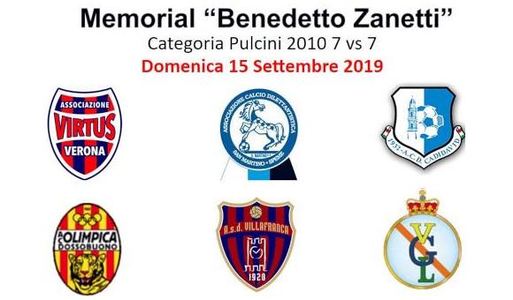 Memorial Benedetto Zanetti