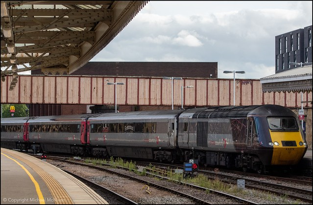 CrossCountry Trains 43378