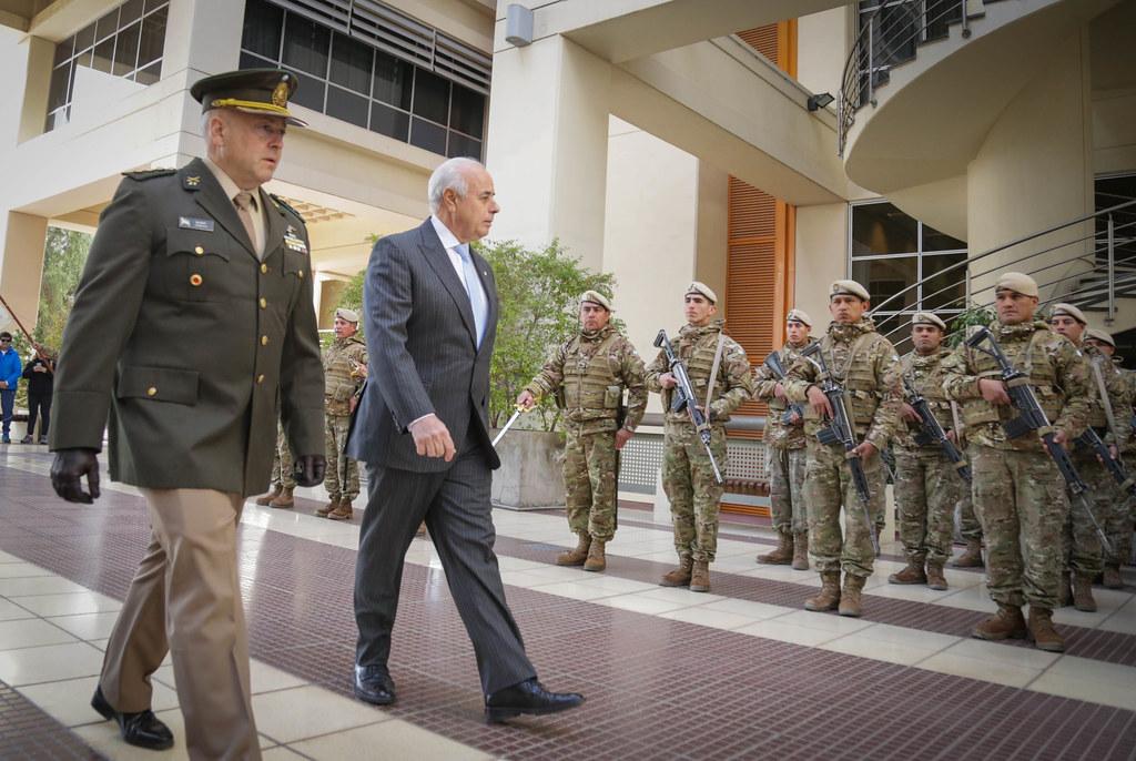 2019-08-16 PRENSA: Cambio de Guardia de la Bandera Ciudadana