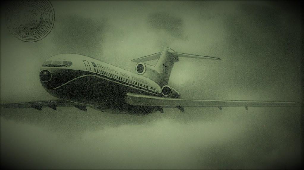 Boeing 727 (Inter TAP, n.º 16-17, 1.º sem. 1966)