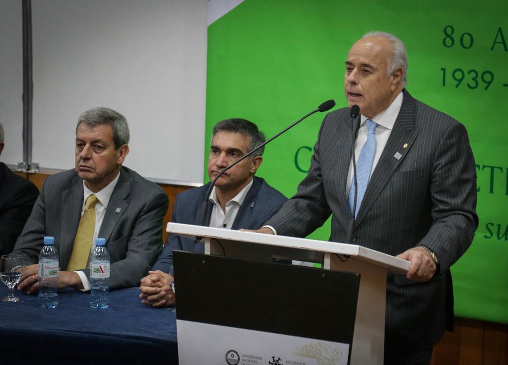 2019-08-16 PRENSA: 80º Aniversario de la Facultad de Ingeniería
