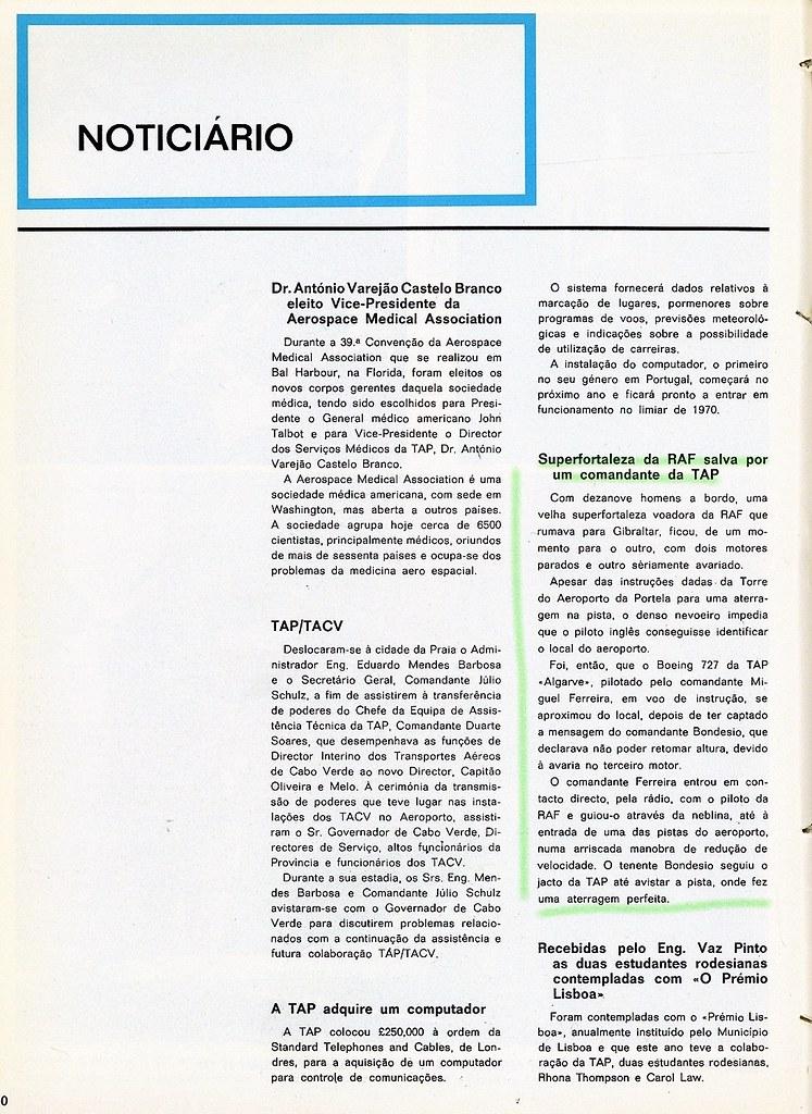 InterTAP, N.º 22, 2.º sem. 1968, p. 20