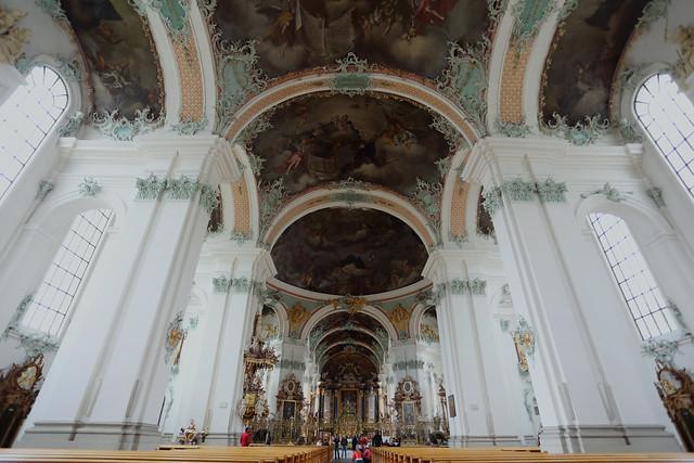 Kathedrale St. Gallen, St. Gallen, Switzerland
