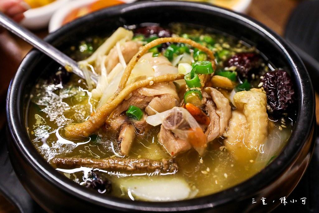 三重美食:朝鮮味韓國料理 (三重店),50道小菜免費無限吃到飽~台北、新莊也有分店