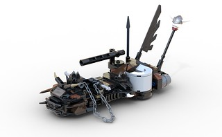 Marauder Attack Vehicle