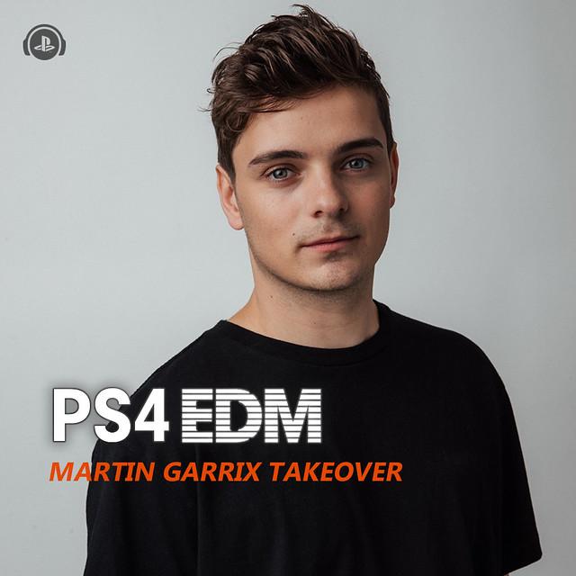 PS4 EDM Martin Garrix Takeover