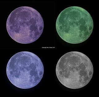 Four Full Moons