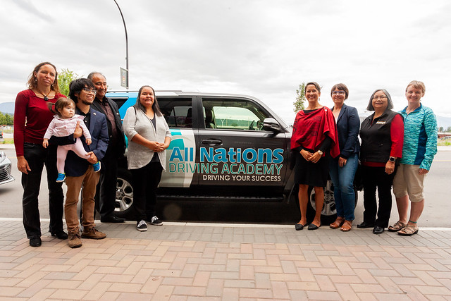 Free driver training for Indigenous peoples in the North