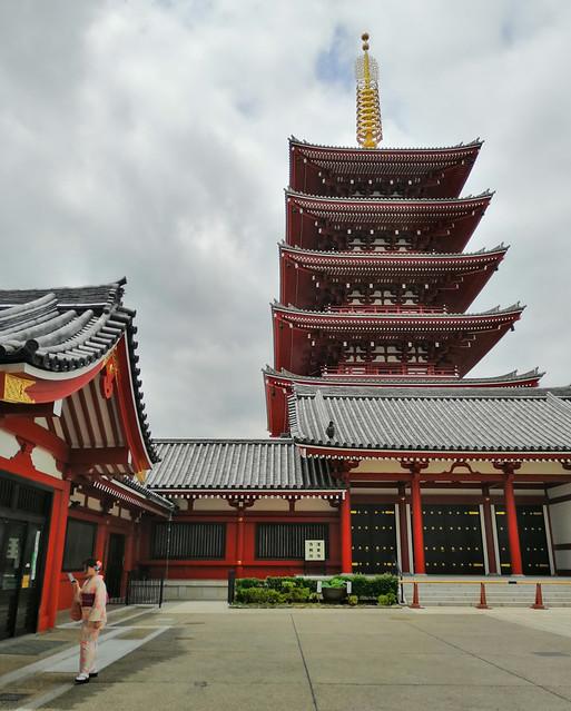 Pagode Sensō-ji