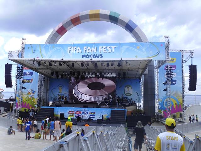 16.08.19. Partida Fan Fest Arena e Ponta Negra.
