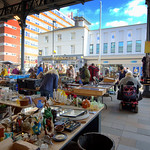 Outdoor Preston Market