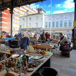 Outdoor Preston Market