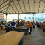 Under the outside market at Preston