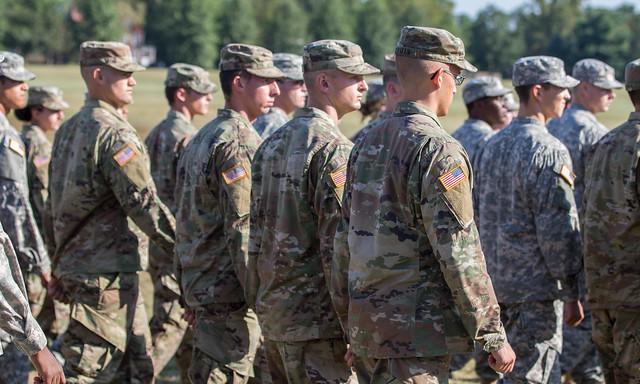 Graduation | 6th Regiment, Basic Camp