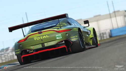rFactor 2 Aston Martin Vantage GTE