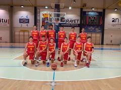 U16M - España Rojo vs Grecia (16·08·2019) (1)