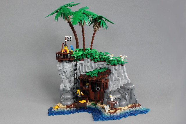 LEGO Pirates Cutthroat Cove