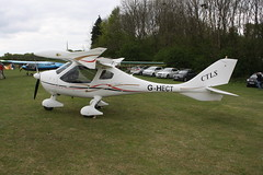 G-HECT Flight Design CTLS [F-09-04-06] Popham 050519